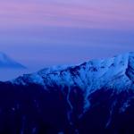 ゴールデンウィーク雪山登山 南アルプス仙丈ケ岳