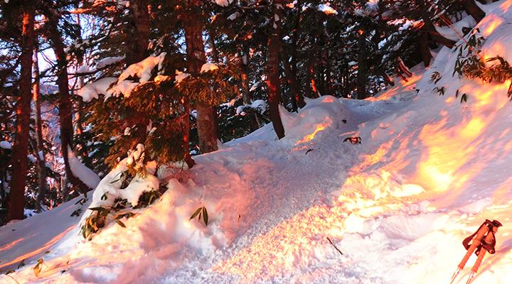 年末年始 北アルプス燕岳雪山登山