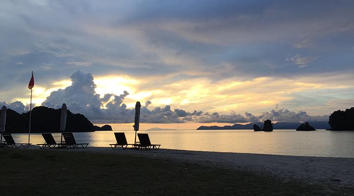 マレーシア ランカウイ島 タンジュンルーリゾート