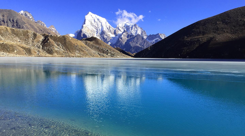 ネパール ゴーキョ