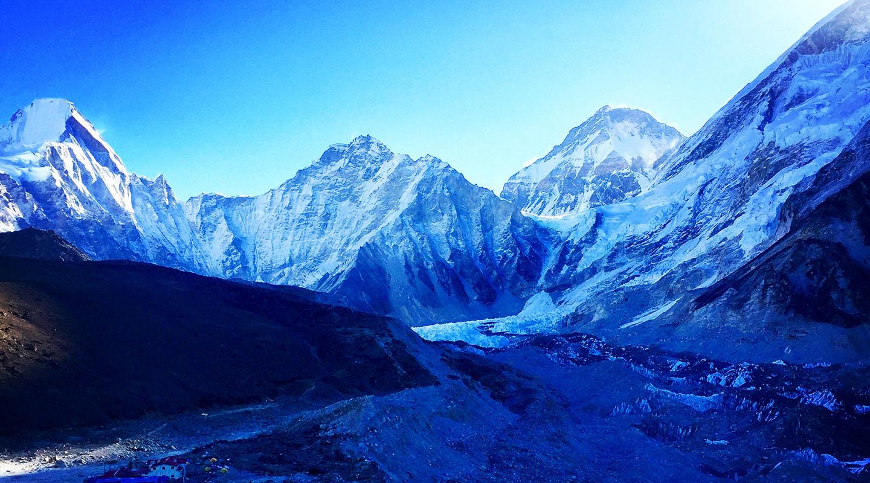 ネパール エベレスト街道
