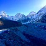 ネパール エベレスト街道 トレッキング