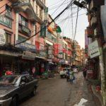 ネパール カトマンズ タメル地区