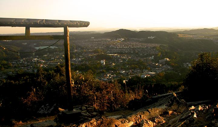 奥武蔵 登山 日和田山