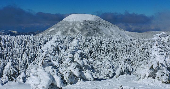 八ヶ岳北横岳の雪山登山
