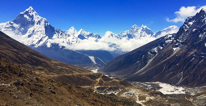 ネパール ヒマラヤ