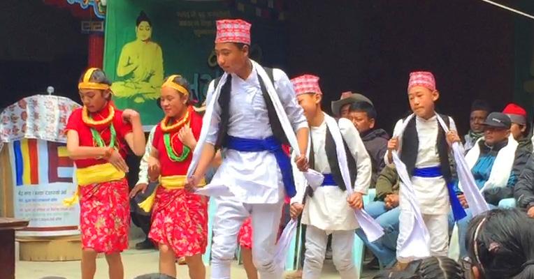 ネパール ナムチェ