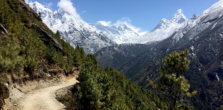 ネパール ヒマラヤ トレッキング
