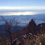 丹沢 三ノ塔 登山