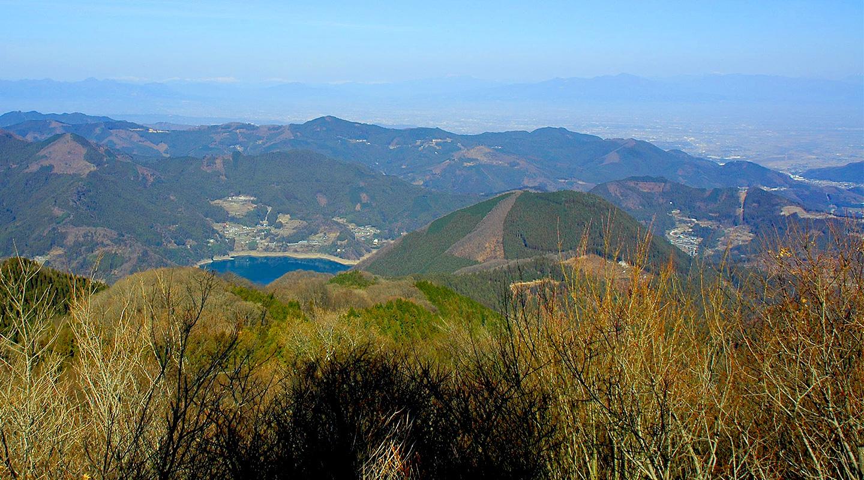 奥武蔵 登山