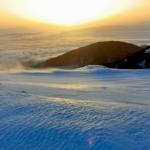 冬山登山 北アルプス 蝶ヶ岳