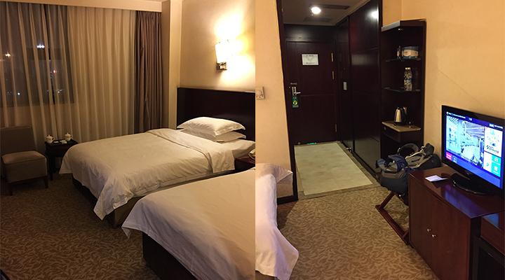 中国 成都 トランジットホテル