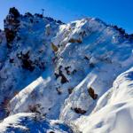 雪山登山 天狗岳