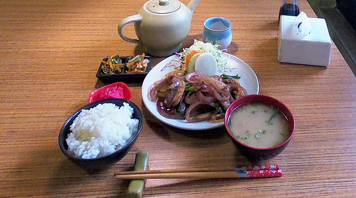 ネパール タメル 日本食レストラン おふくろの味