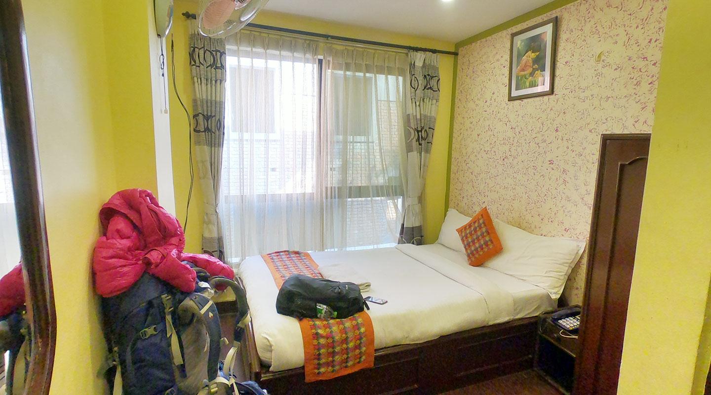 ネパール カトマンズ OYO153Asterホテル