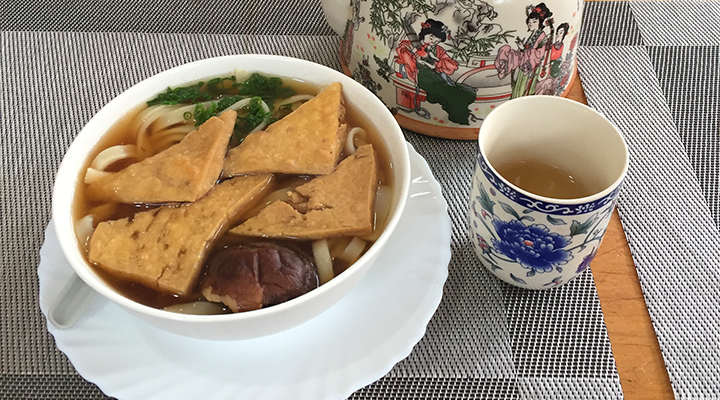 ネパール ナムチェバザール 日本食