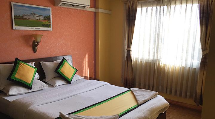 ネパール ホテル