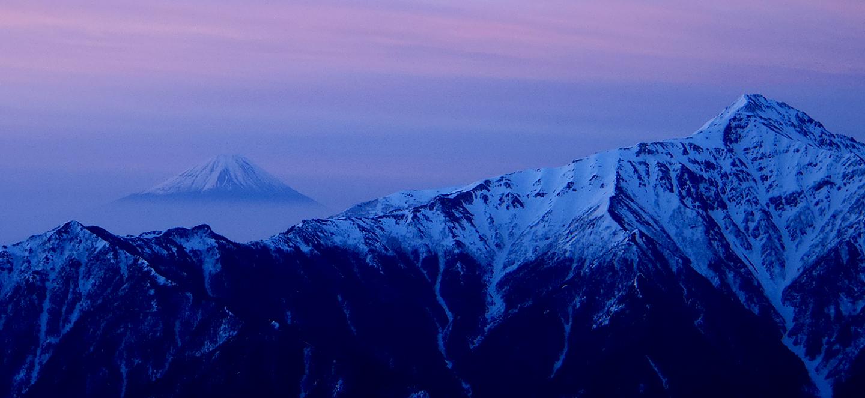 ゴールデンウィーク 雪山登山 南アルプス 仙丈ケ岳