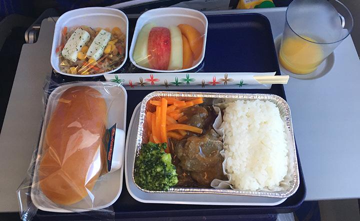 中国南方航空 機内食