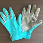 登山 UV手袋 モンベル