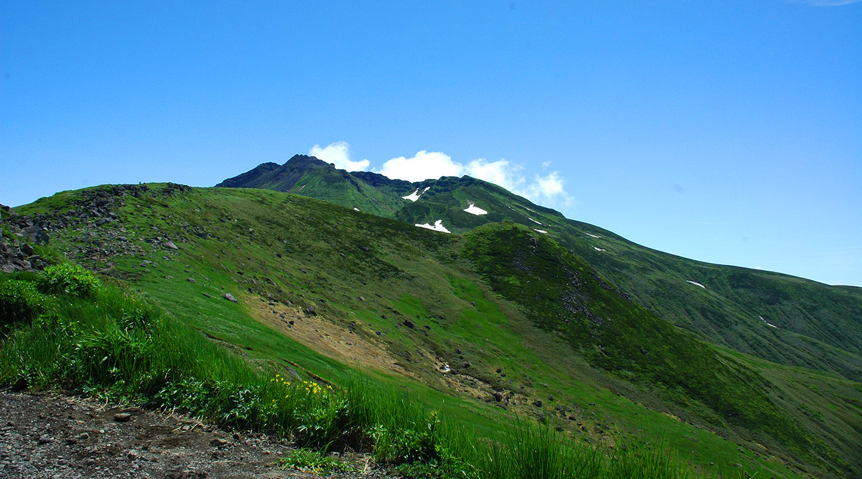 東北 鳥海山
