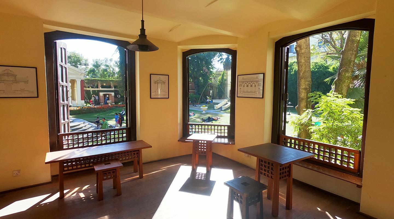 ネパール カトマンズ ガーデン・オブ・ドリームズ