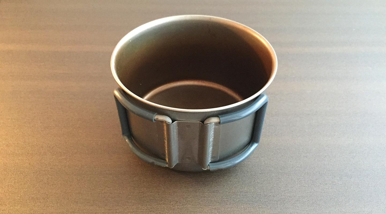 登山 エバニュー チタンカップ