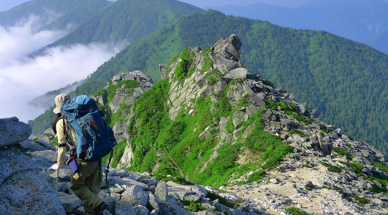 趣味 登山