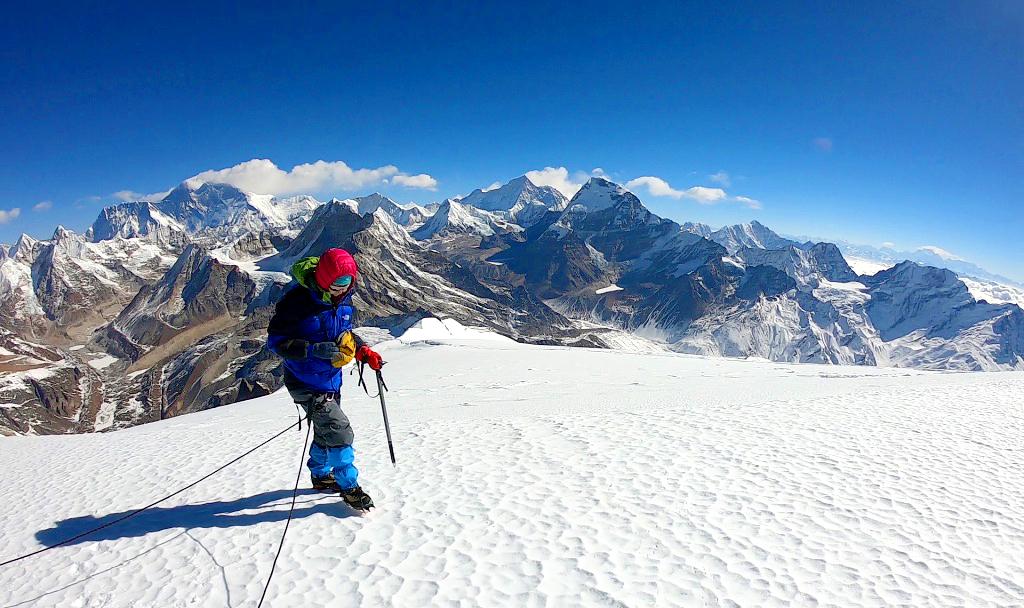 海外登山 個人
