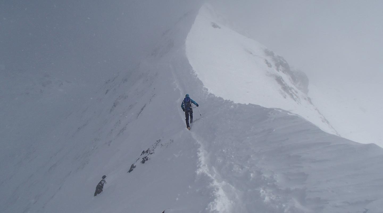 仙丈ヶ岳 年末年始 雪山登山