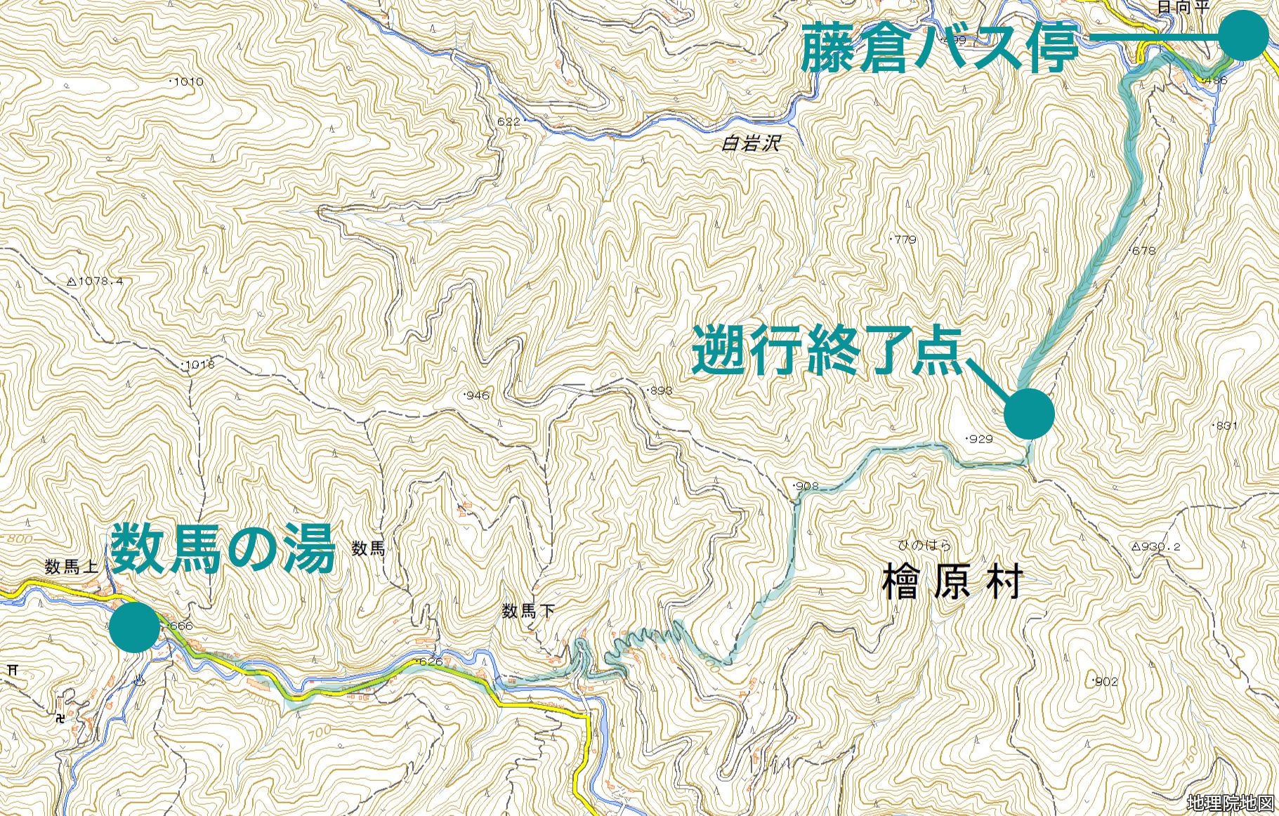 シンナソー地図