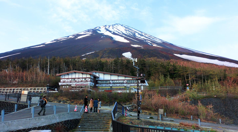 富士山 日帰り登山