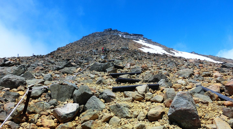 御嶽山 日帰り登山