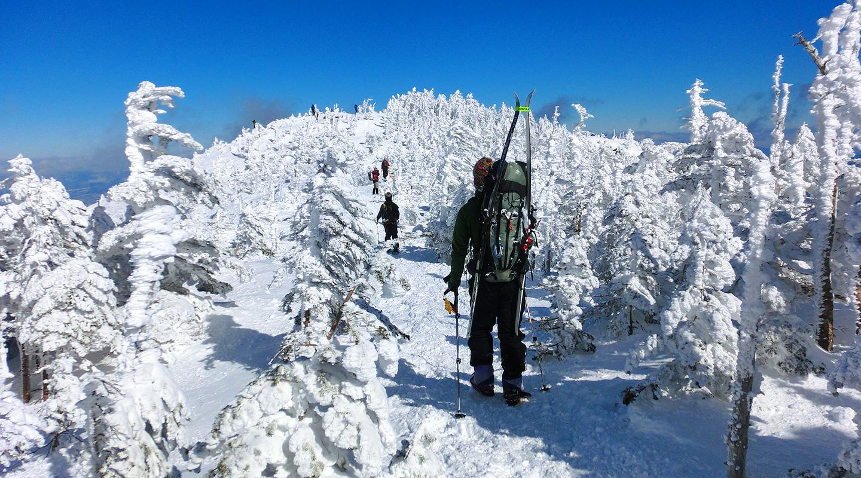 雪山登山 北横岳 日帰り