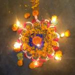 ネパール ティハール祭