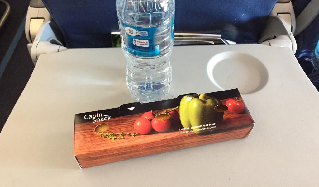 タイライオンエア  機内食