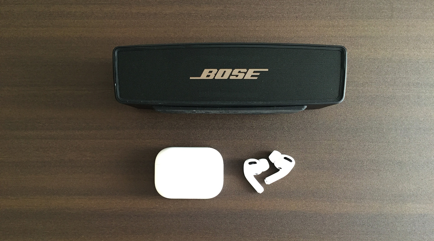 BOSE AirPods Pro 比較