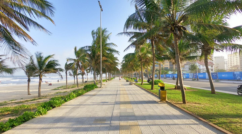 ベトナム ダナン ミーケビーチ
