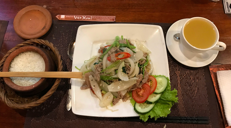 ベトナム ダナン レストラン