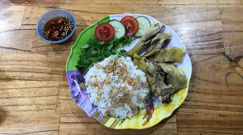 ベトナム ダナン ガッカリな食事