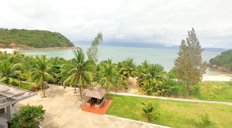 ベトナム ダナン ビーチ