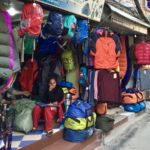 ネパール 登山 道具