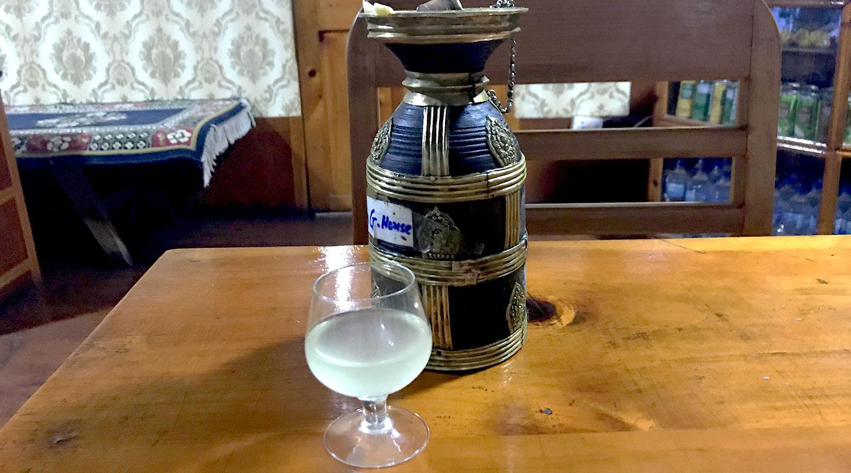 ネパール お酒 チャン