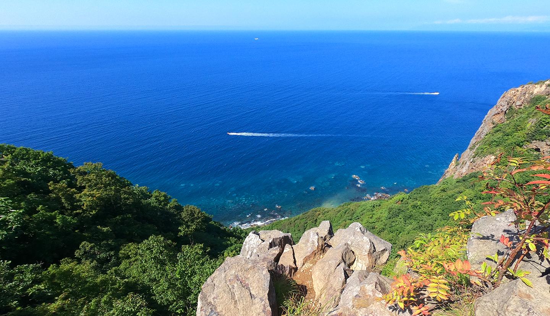北海道 小樽市 下赤岩山