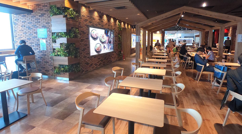 旭川空港 レストラン