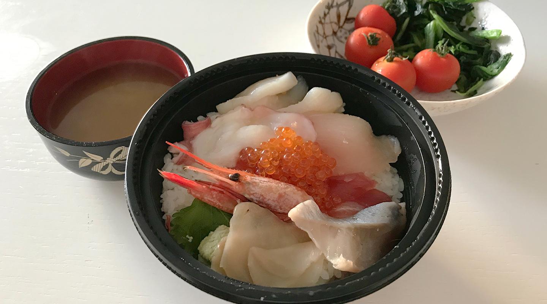 北海道小樽市 グルメ 海鮮丼 安い