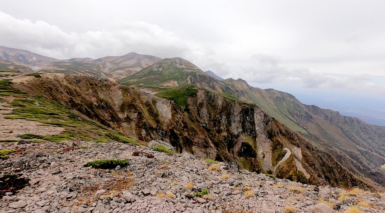 大雪山 黒岳 頂上