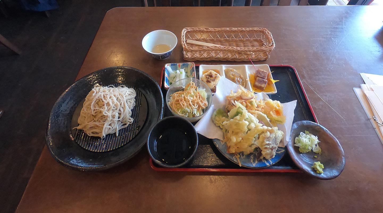 安曇野 蕎麦