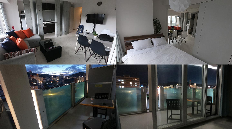 Airbnb エアビー 民泊 マンスリーマンション