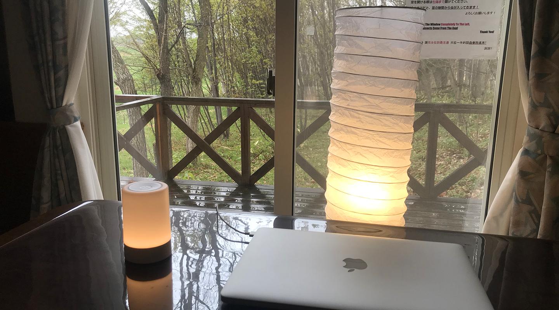 田舎暮らし 虫対策 LED